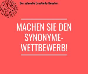 Der schnelle Creativity Booster